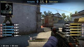 CS:GO POV Demo Liquid EliGE (32/19) vs Renegades (de_inferno)