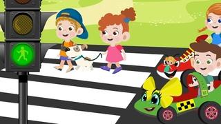 Сборник детских песен про Зен и Ден - Зебра в клеточку -Веселые развивающие детские песни и мультики