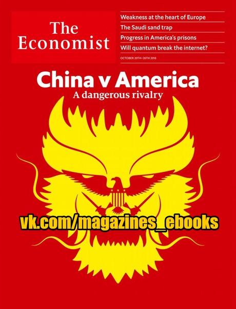 The Economist 2018-10-20