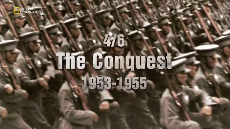 Апокалипсис война миров Завоевание 1953 1955 4 серия из 6 2019 HD 1080