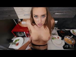 Luxury Girl - Luxury Cooking - Porno, Big Tits, Blowjob, Brunette, POV, Hardcore, Porn, Порно