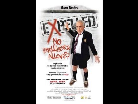 Ben Steins movie Expelled - No Intelligence Allowed