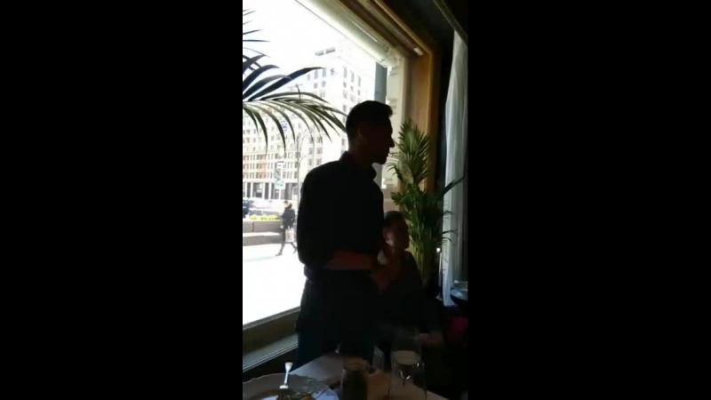 Бизнес завтрак с сообществрм предпринимателей Москвы Спикер Максим Тишенко Ресурсное состояние