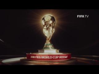 2018 FIFA World Cup Russia - официальная заставка для ТВ