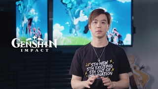 The Adventure Continues on PlayStation®5 on April 28 | Genshin Impact