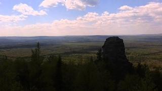 Пермский край гора колпаки