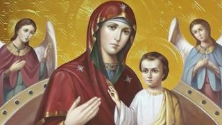 Престольный праздник храма в честь иконы Божией Матери Всецарица