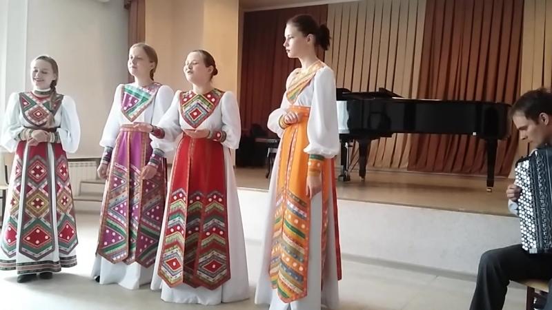 Екатерина Сорокина, Татьяна Грищенко, Ирина Тельцова и Марина Бушуева.