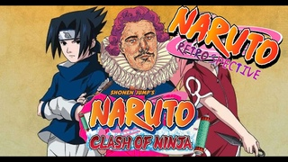 Ретроспектива игр Naruto. *Naruto clash of ninja* Часть 2
