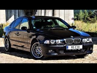 BMW E39 в ИДЕАЛ из гнилого ХЛАМА !