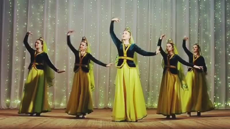 RussianDance Савитри Таджикский танец Азербайджанский танец