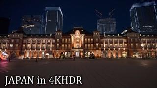 Night Tokyo - Sony FX3・4K HDR