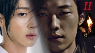 Dance Of A Butterfly II. Nam Sunho & Nok Du (Lee Yeok) & Lee Yoong (King) [Feniks_Zadira] [BL-edit]