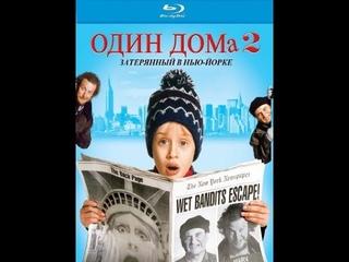 Один дома 2: затеряный в Нью-Йорке. Фильм на русском языке