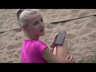 2021, Пляжный волейбол. Женщины. 3 июля