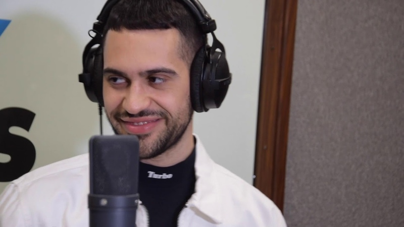 Mahmood ospite di Radio Kiss Kiss Canterei al compleanno di Salvini