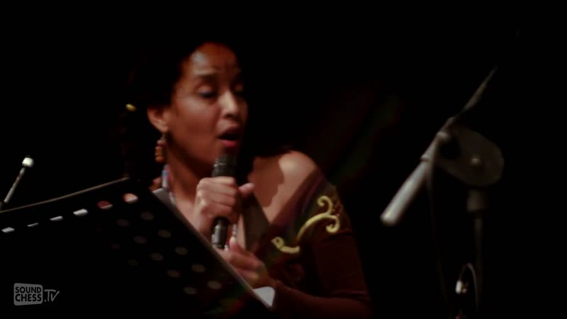 Nicole Mitchell's Black Earth Ensemble Her passage into the alpine forest