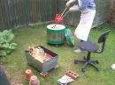 Raku Firing 15 April- kiln max object
