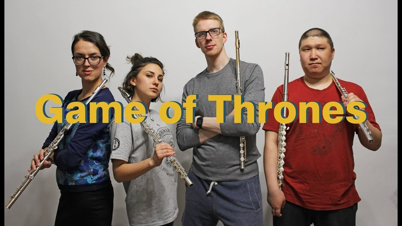 Game of Thrones - Main theme (flute cover by Rendez-Vous quartet)
