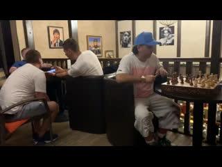 Вечерние шахматы с ШеFFом / Влад Валов