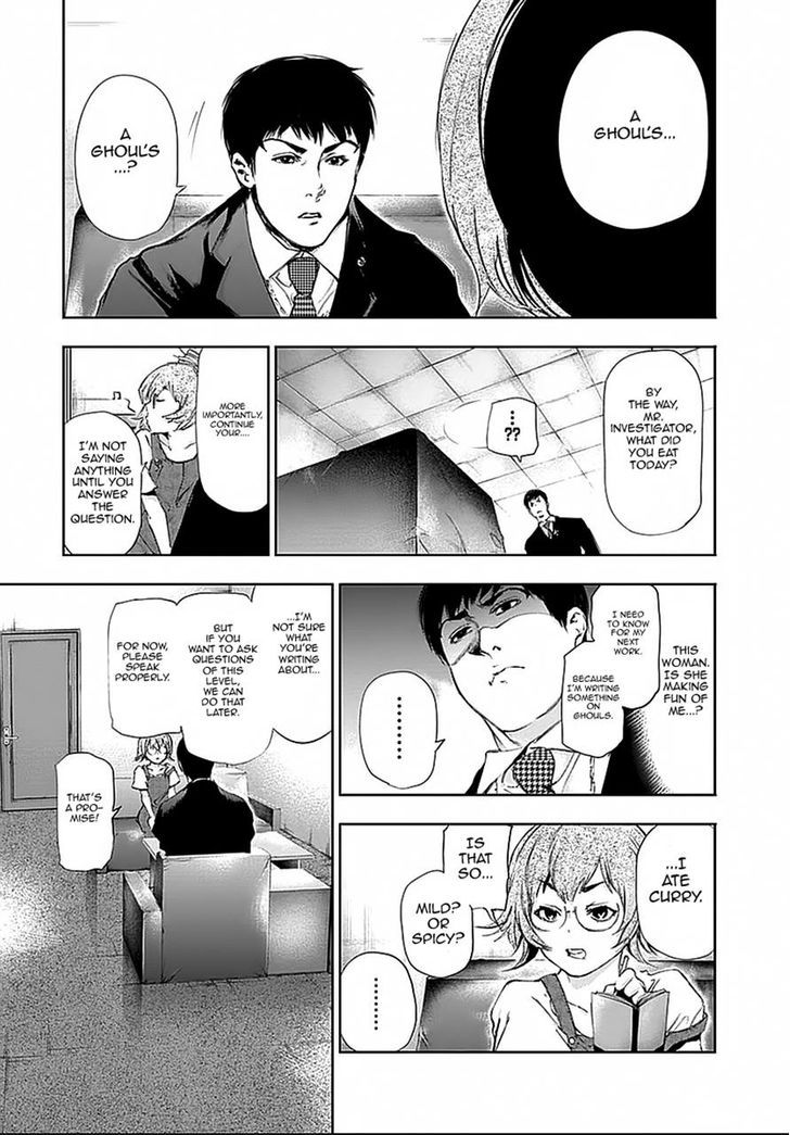 Tokyo Ghoul, Vol.12 Chapter 115 Collapse, image #5