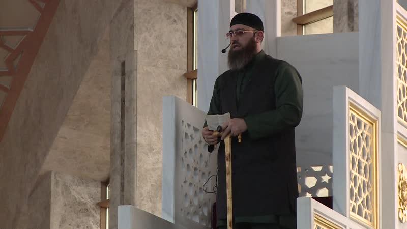 Шейх Адам Шахидов о достоинстве посещения достопочтенной комнаты, где жил Посланник Аллах1а ﷺ