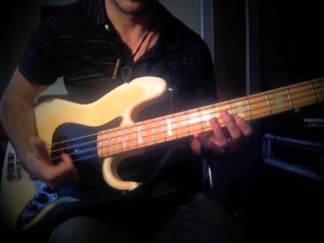 SLAP BASS SECRETS 7 of 8 [By Miki Santamaria] - Pluck Thumb Hammer