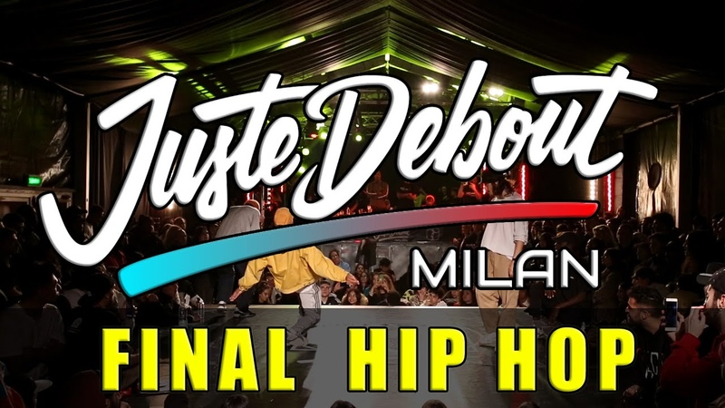 HIP HOP FINAL JUSTEDEBOUT 2020 ITALY MILAN by @ Morris JC Productions
