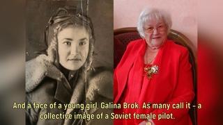 Обращение ветерана ВОВ Галины Павловны Брок-Бельцовой к американским ветеранам Второй мировой войны.