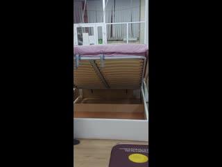 Кровать Моника с подъемным механизмом  В НАЛИЧИИ!