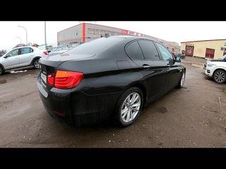 2013 BMW 520i F10 2.0 (184) ВЫСОКИЕ ТЕХНОЛОГИИ ОПЕРЕЖАЮЩИЕ ВРЕМЯ!