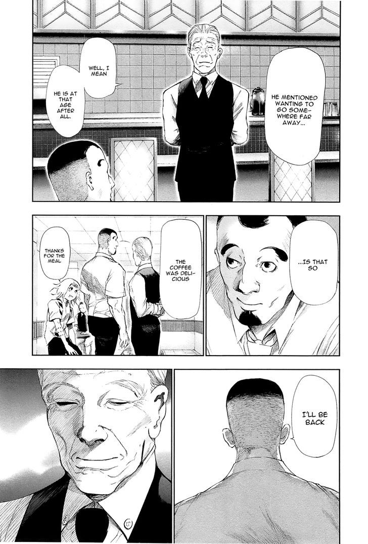 Tokyo Ghoul, Vol. 10 Chapter 93 Bait, image #11