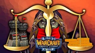 #549 ГОНКА ИНКОМА И ЗАЩИТЫ / Stronghold / Играем в Warcraft 3