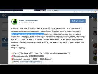 Документальный проект Калужского приюта бездомных животных.