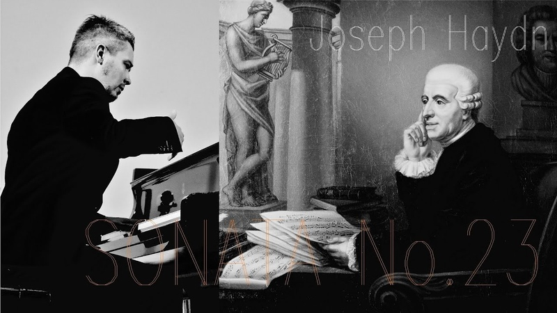 Joseph Haydn - Sonata in F major Hob.XVI:23 27.11.2018