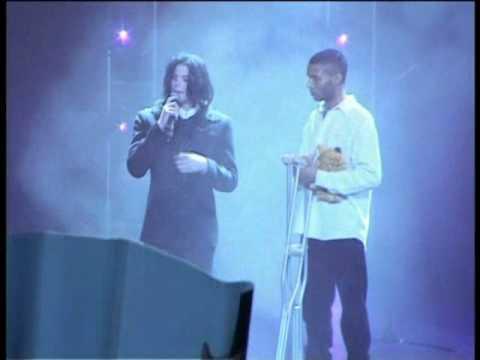 Michael Jackson Tribute Tenth Anniversary 2001