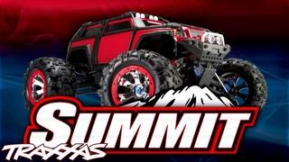 Summit - 4wd Extreme Terrain Monster Truck