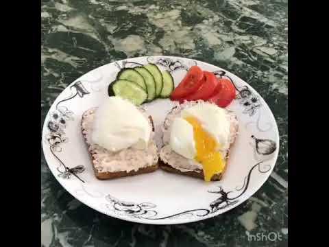 Делюсь идеей вкусного завтрака жми на название видео и смотри рецепт