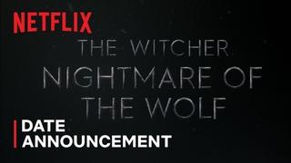 Ведьмак: Кошмар волка. Тизер