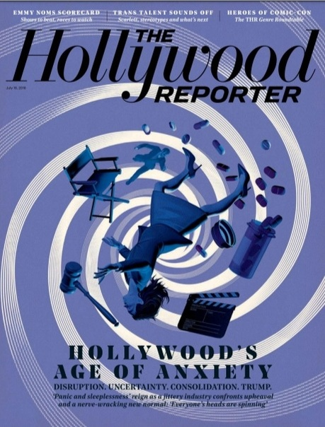 The Hollywood Reporter-July 18 2018