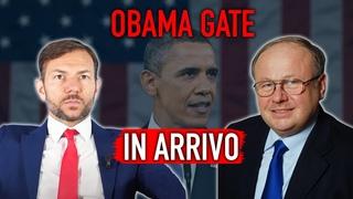 Obama Gate e Nuova Tangentopoli in arrivo - Intervista all'avvocato Marco Della Luna
