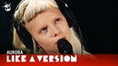 AURORA covers Massive Attack Teardrop for Like A Version