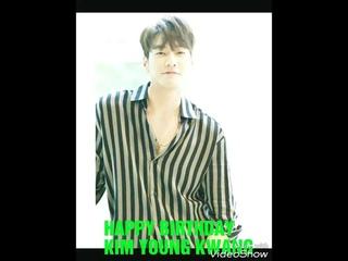 KIM YOUNG KWANG BDAY 2019