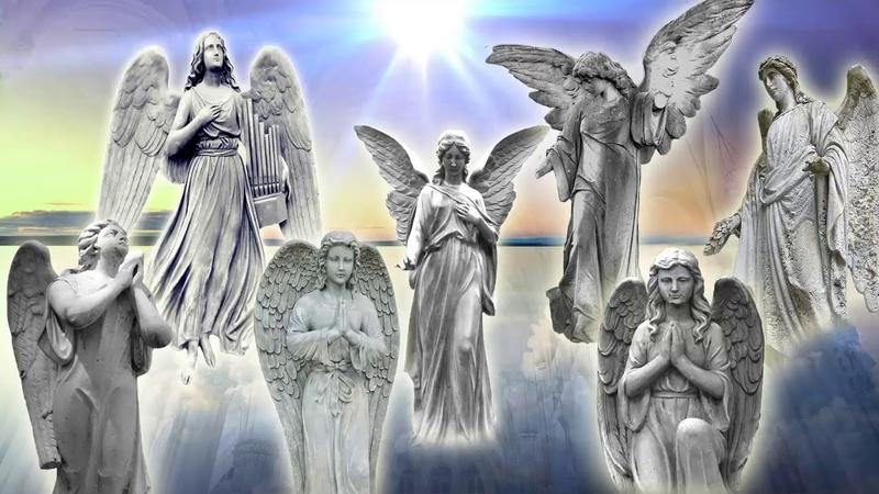 Музыка молитвы семи ангелам и архангелам