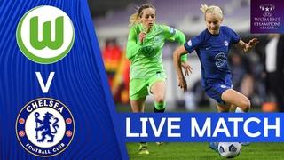 VfL Wolfsburg v Chelsea   UEFA Champions League   Quarter-Finals   2nd Leg   Live Match