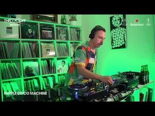 Purple Disco Machine - Live from Dresden (Heineken powered by Defected)