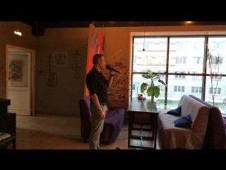 У нас в гостях nico albanese!
