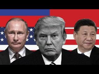 El Vi-rus que vuelve como boomerang contra EEUU: La venganza ruso-china