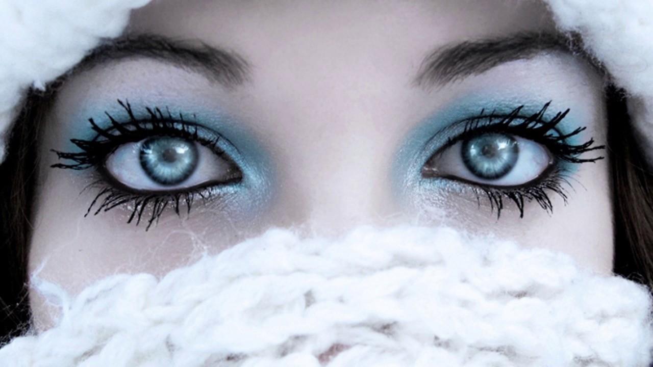Ледяные глаза картинки