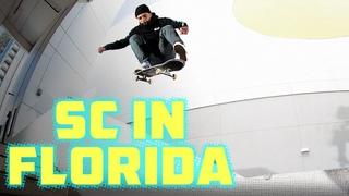 LAST Trip Before Lockdown: Maurio, Asta, Knibbs, Winky, Fabi, & Braun in FL | Santa Cruz Skateboards